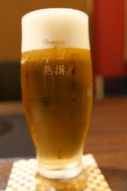 アサヒ 熟撰 すき焼き 飯田 05