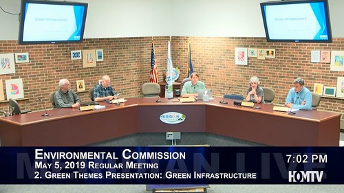 Green Theme Presentation on Green Infrastructure