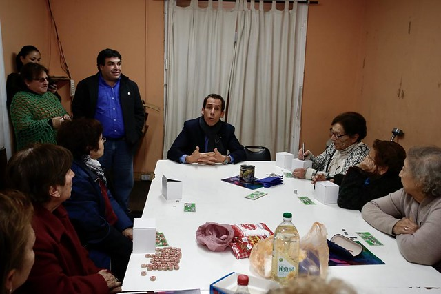 #EnTerreno : Club de Adulto Mayor Alma Joven