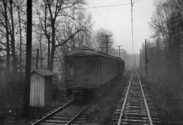 Northbound Train