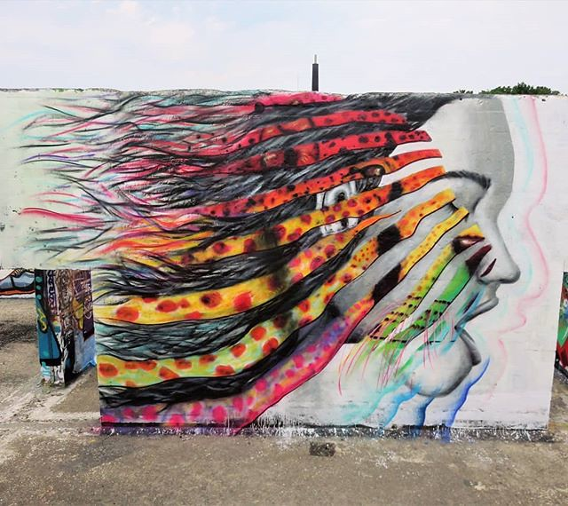 #Ghent update : a bit early for #caturday ... anyway, here's the new #CeePil piece. . #Gent #streetart #wheatpasteart #urbanart #graffitiart #streetartbelgium #graffitibelgium #visitgent #muralart #streetartlovers #graffitiart_daily #streetarteverywhere #