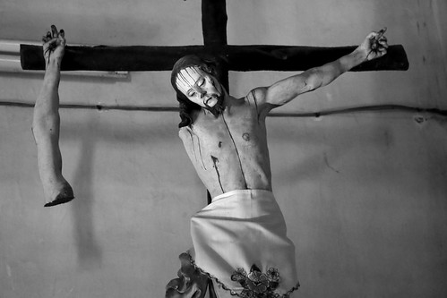 Crucifiction Gone Wrong