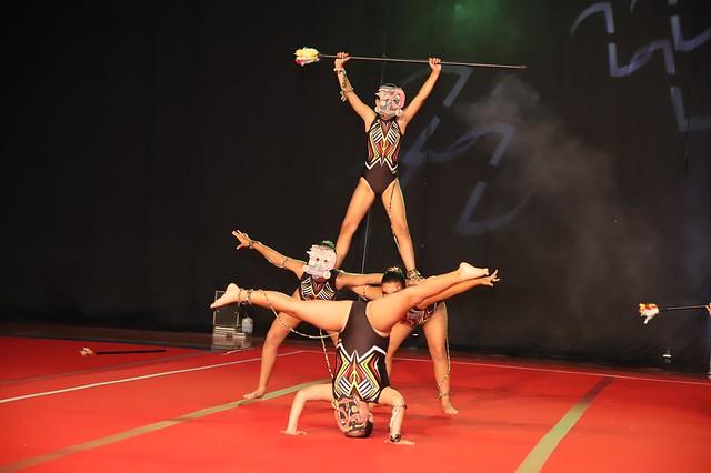 4º  XXVII Festival de Gimnasia Isla de Lanzarote 'Lolina Curbelo'