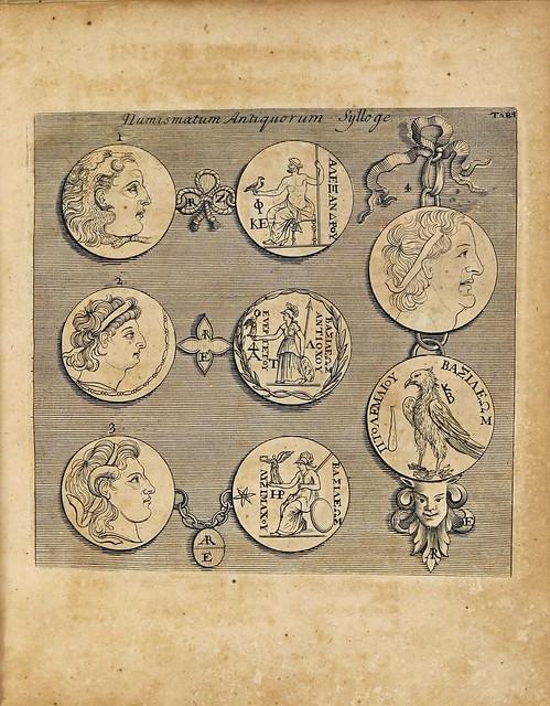 Padua numismatic literature exhibit page 1