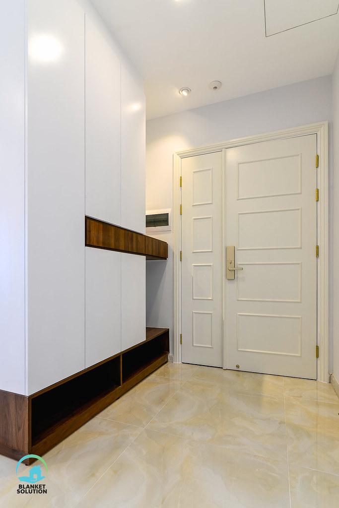 Bán căn hộ Vinhomes bason Aqua4 lầu cao 74