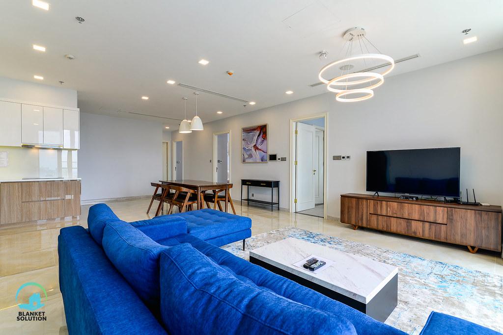 Bán căn hộ Vinhomes bason Aqua4 lầu cao 52