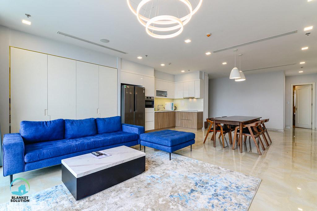 Bán căn hộ Vinhomes bason Aqua4 lầu cao 50