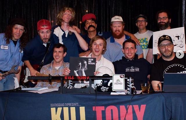 KILL TONY #357