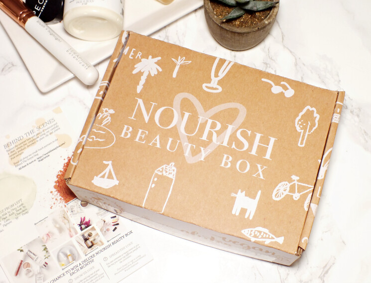 nourish beauty box june 2019 (3)