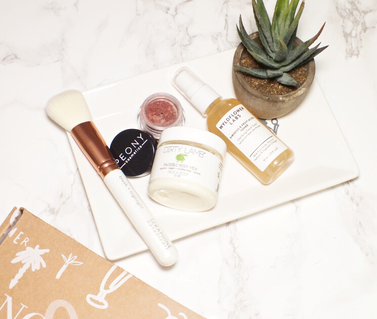 nourish beauty box june 2019 (2)
