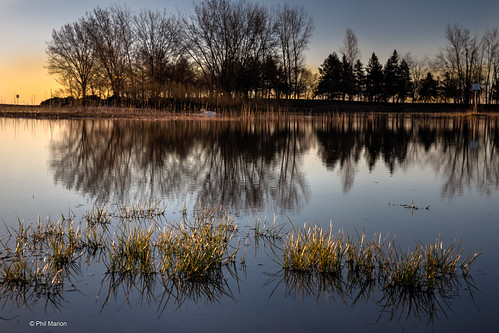 Flooded Woodbine beach - Toronto | by Phil Marion (173 million views - THANKS)