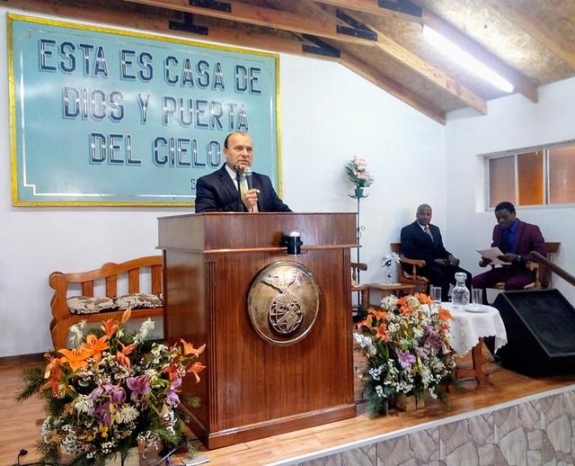 Servicio Congregacional Comunidad Haitiana - IMPCH Quinta de Tilcoco