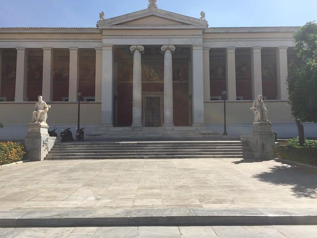 The University, Athens Greece
