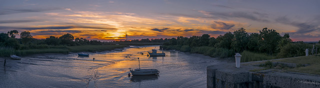 Le Migron Sunset