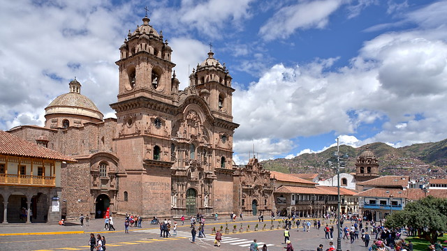 Baroque jewel in the heart of Cuzco