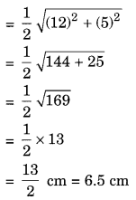 Mensuration NCERT Extra Questions for Class 8 Maths Q10.1