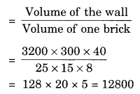 Mensuration NCERT Extra Questions for Class 8 Maths Q14