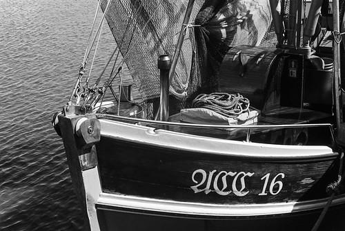 old trawler