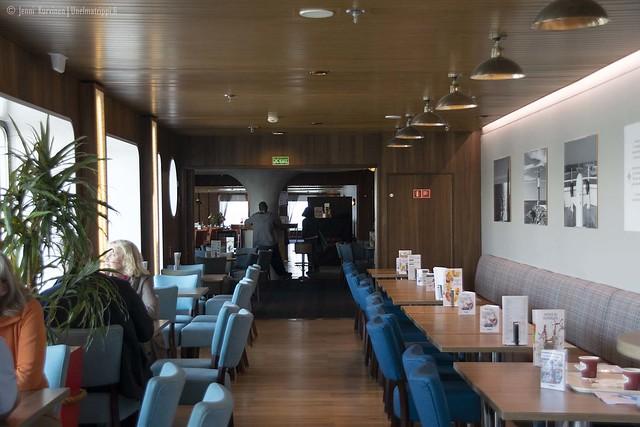 Laivan kahvila