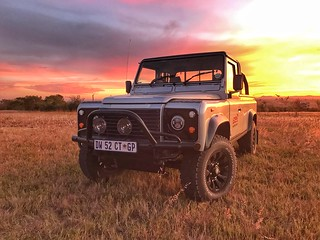 Land Rover Defender 110 TD5 Pickup