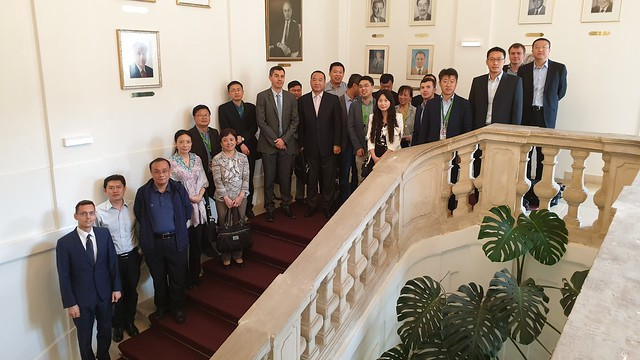 19.06 NDRC of the PR China visit IIASA
