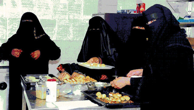 5166 Housewives should get paid for their services to Husband – Saudi Writer