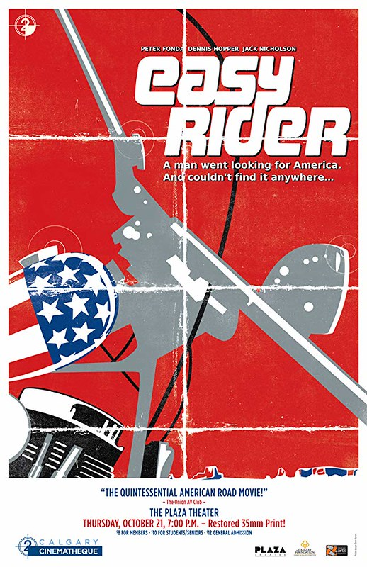 Easy Rider - Poster 8