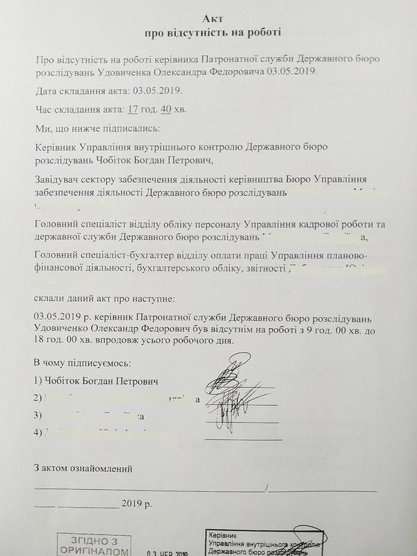 Нарушения в ГБР, документы. 07.06.2019