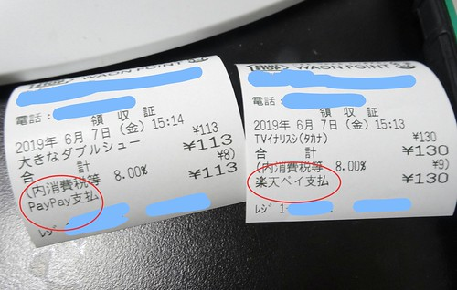 未成年 LINE Pay PayPay 楽天ペイ