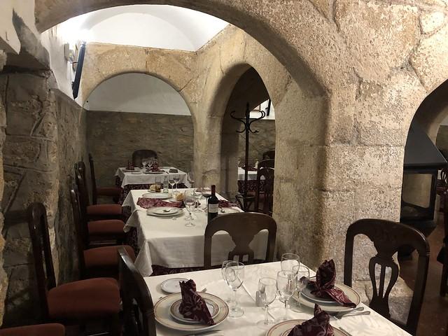 Restaurante El Convento en San Pedro de los Majarretes (Tajo Internacional)