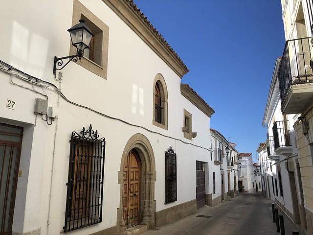Judería en Valencia de Alcántara (Tajo Internacional)