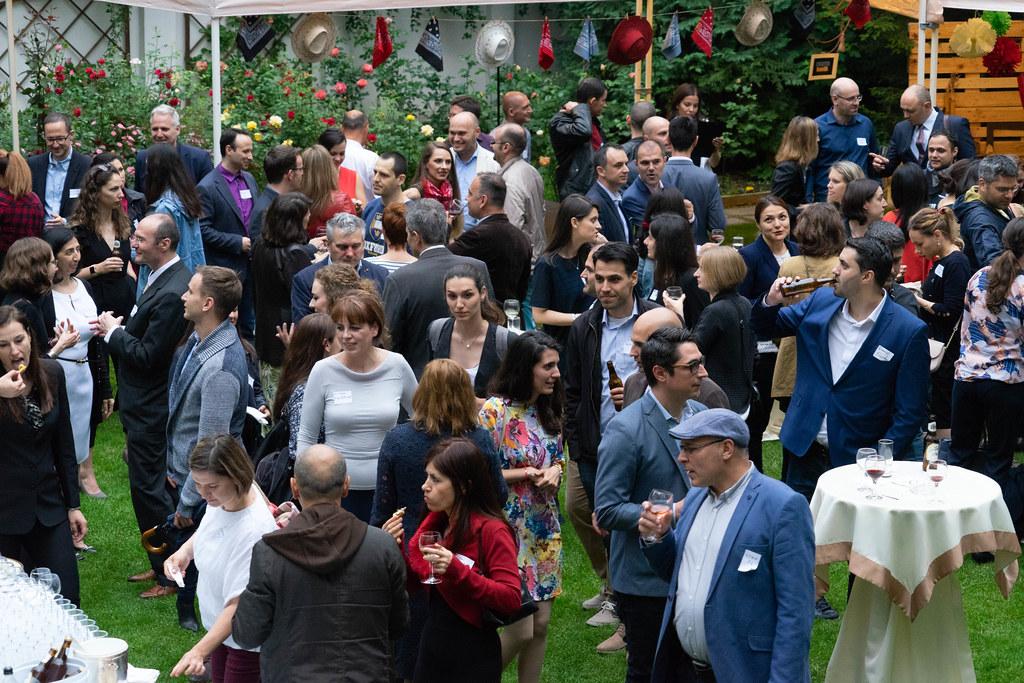 U.S. Alumni Club Holds 2nd Annual Gathering