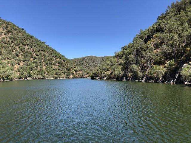 Río Tajo (Parque Natural Tajo Internacional)