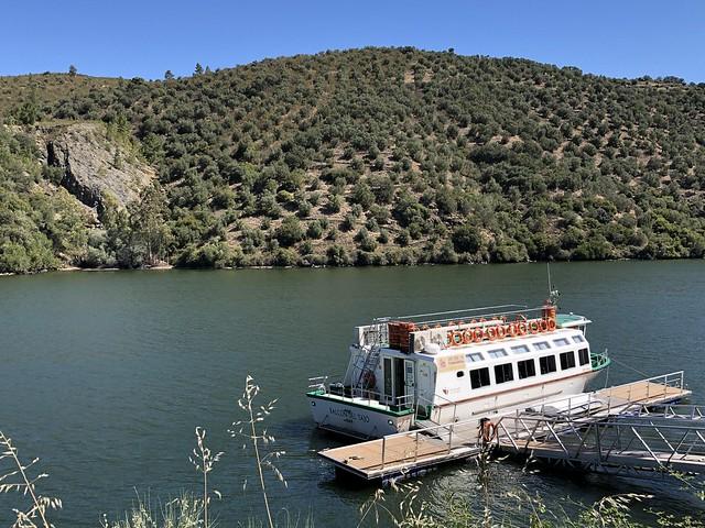 Barco del Tajo (Parque Natural Tajo Internacional)