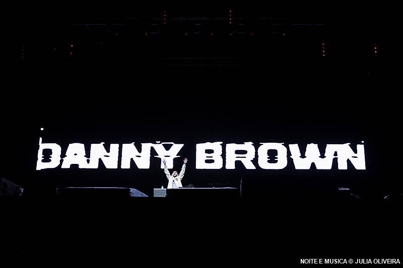 Danny Brown - NOS Primavera Sound 2019