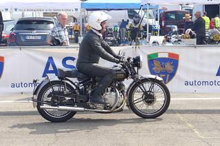 Vincent HRD Rapide Serie B 1947 1000cc OHV
