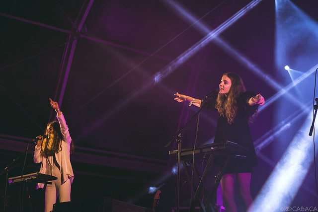 Let's Eat Grandma @ NOS Primavera Sound 2019