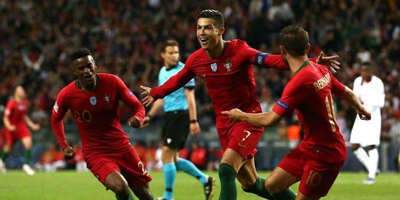 Xhaka: Ronaldo dan Messi di planet lain