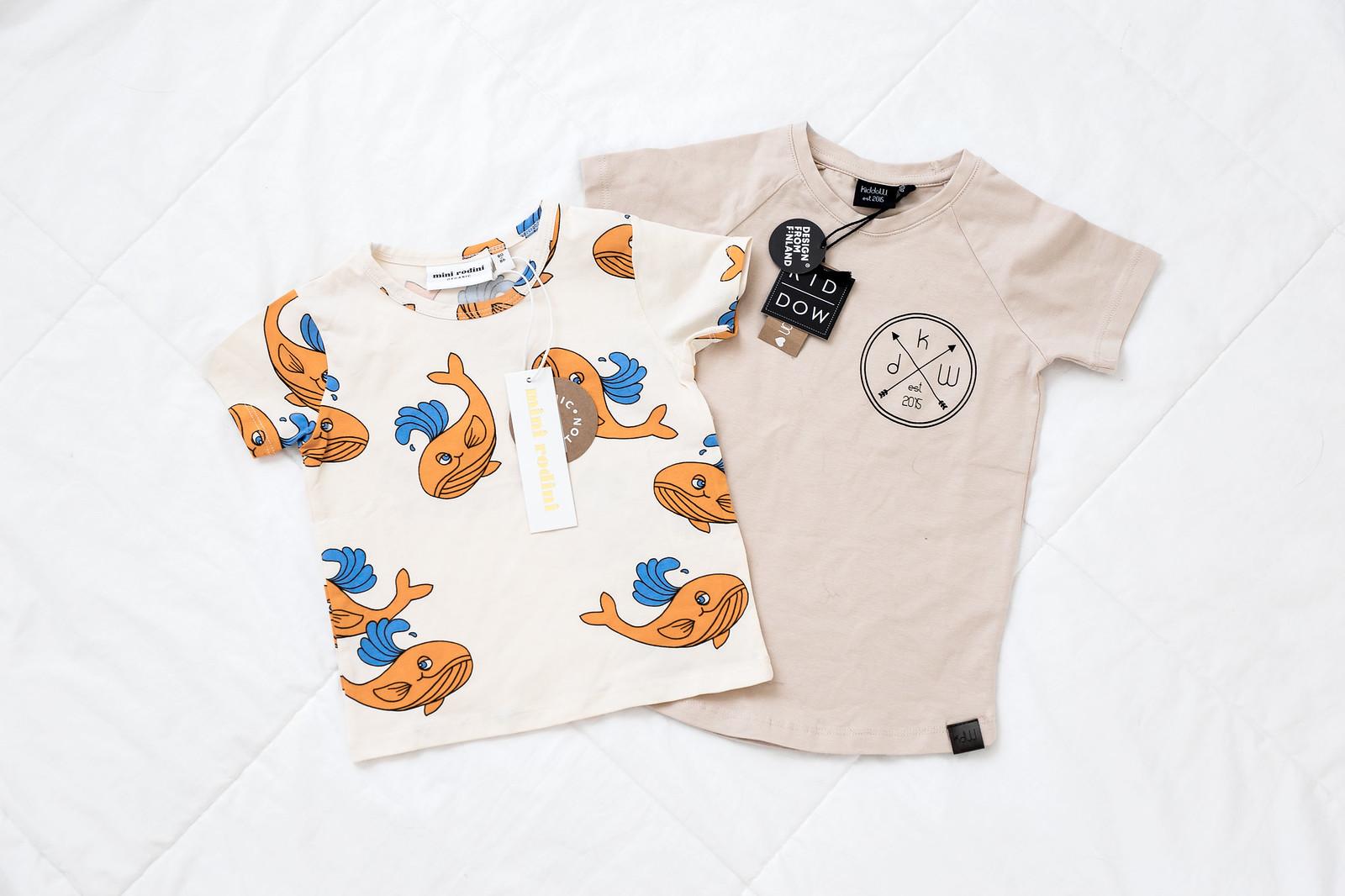 mini rodini t-paita