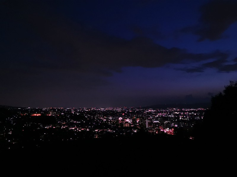 大吉山展望台