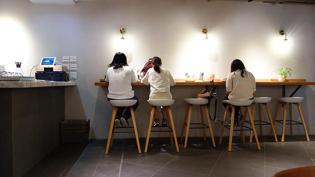 個人座@永和癮食堂