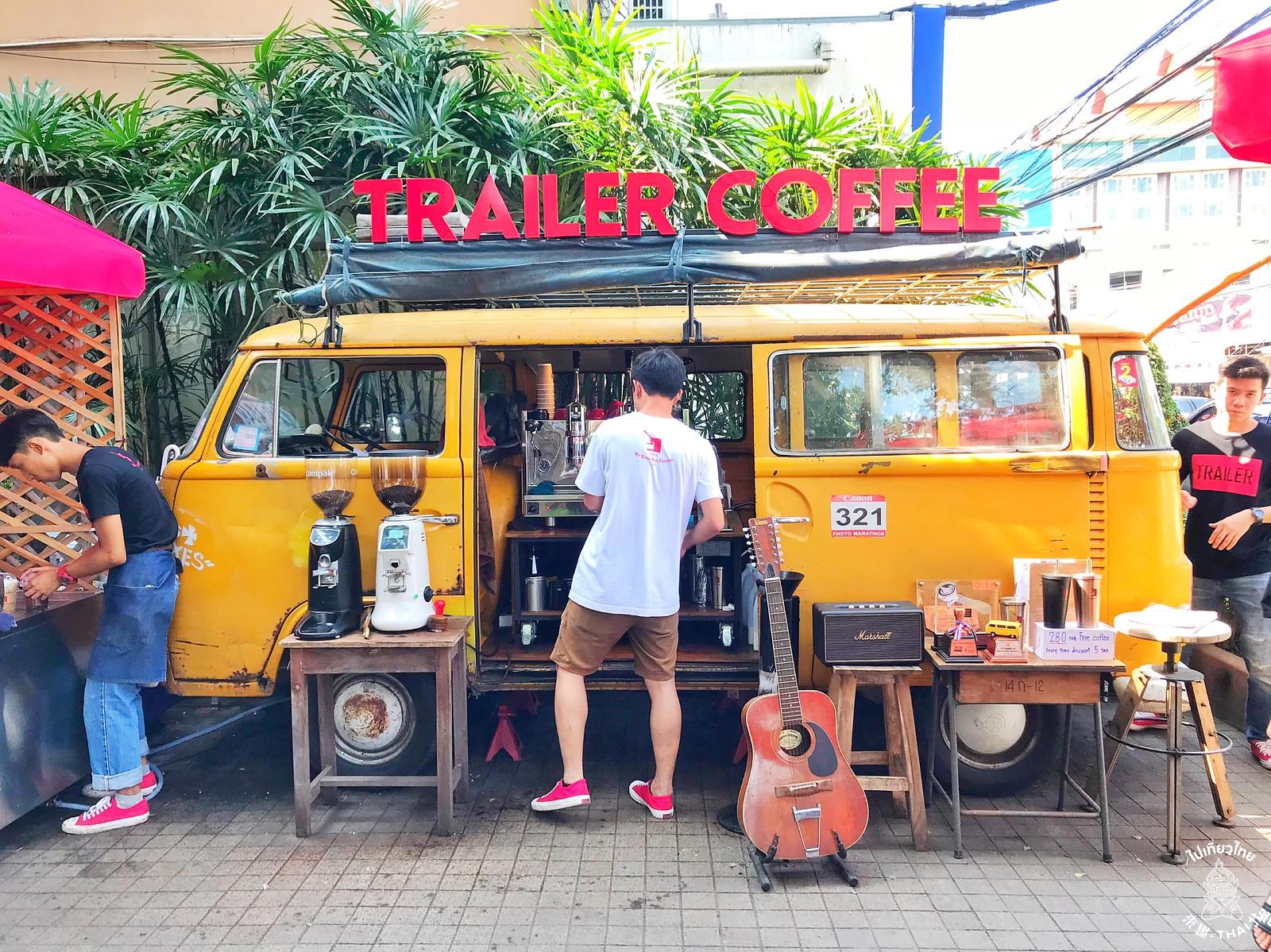燒光積蓄的夢想文青網紅咖啡店 《Trailer Coffee》