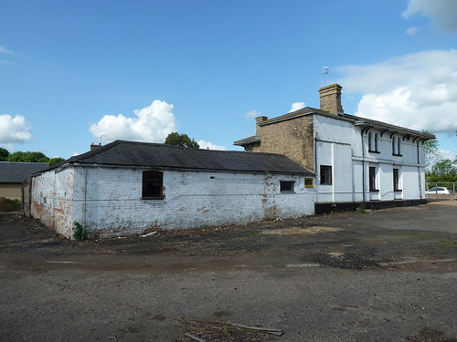 Essendine Hotel rear view