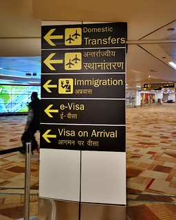 Getting the Indian 🇮🇳🇮🇳 Visa on Arrival or eVisa stamp in Passport on Arrival. Need to Indian Visa 🤔? https://indiaevisas.org/