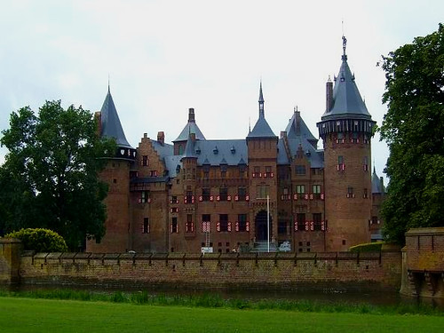 De Haar Castle in the Netherlands