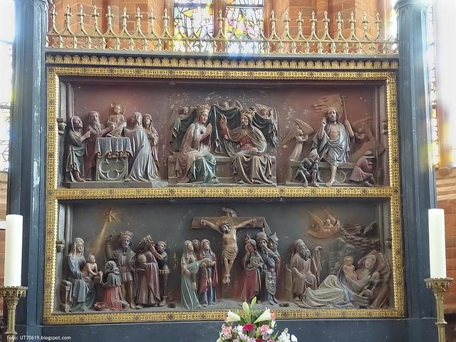 Altar 14. Jh
