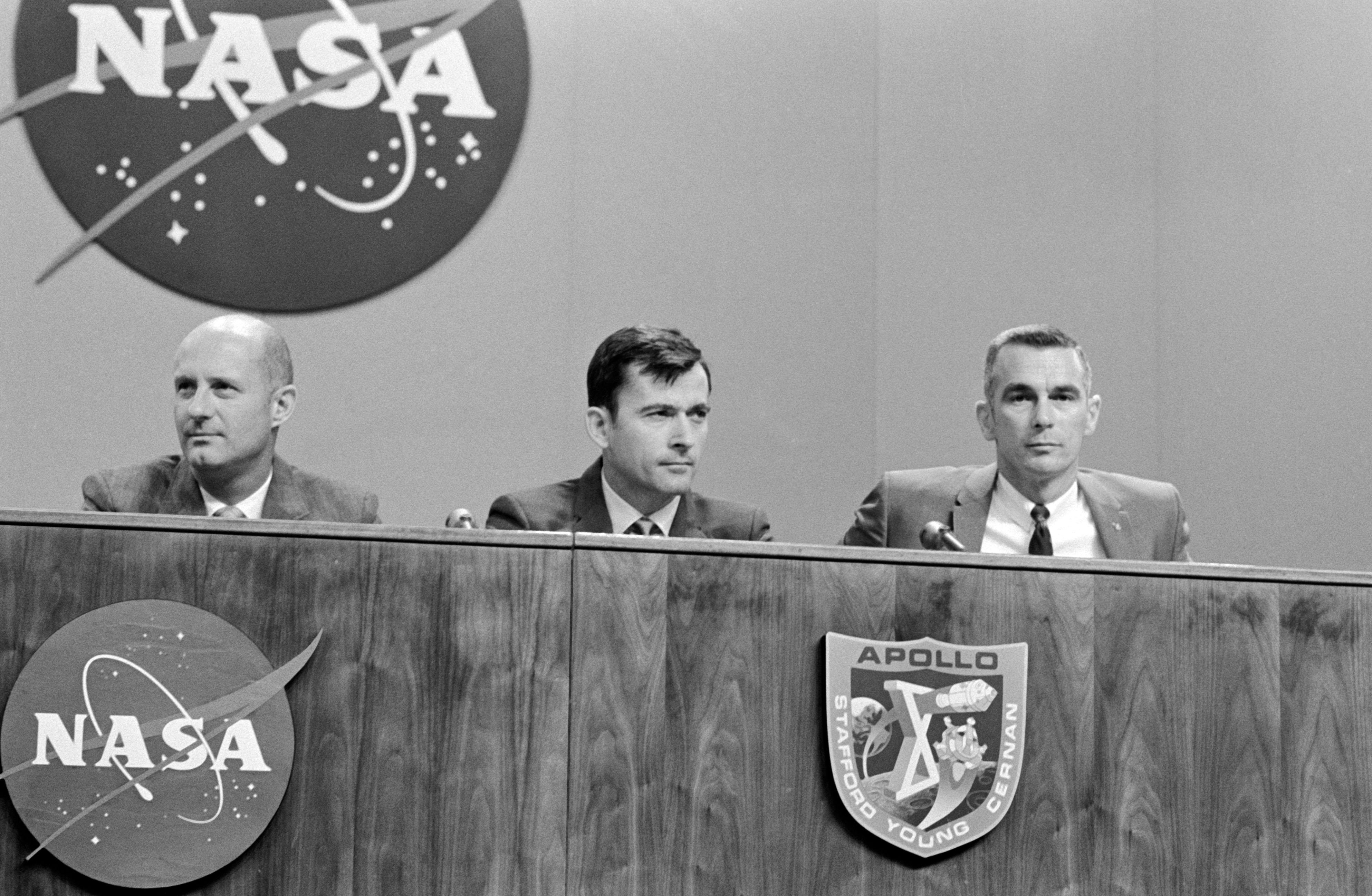 Apollo 10 Post-flight Press Conference