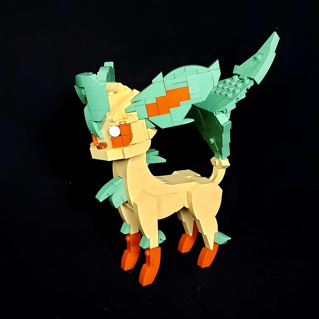 Pokemon Leafeon V2