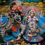 ISKCON Vrindavan Deity Darshan 07 June 2019