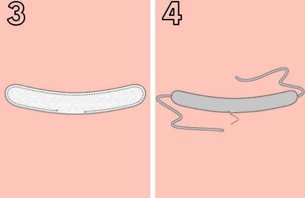 Belt DIY Steps 2 3